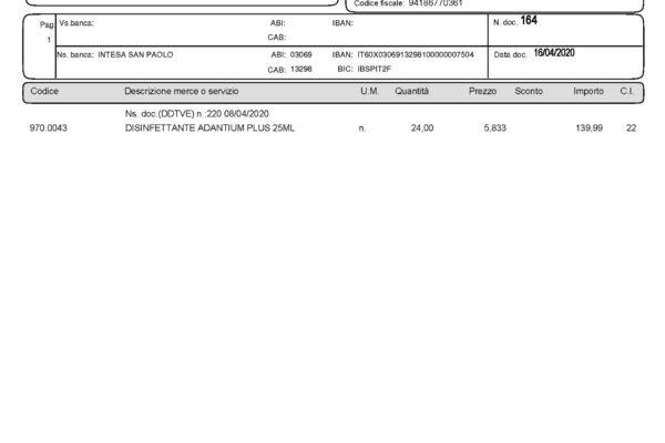 2020.04.16-fattura disinfettante